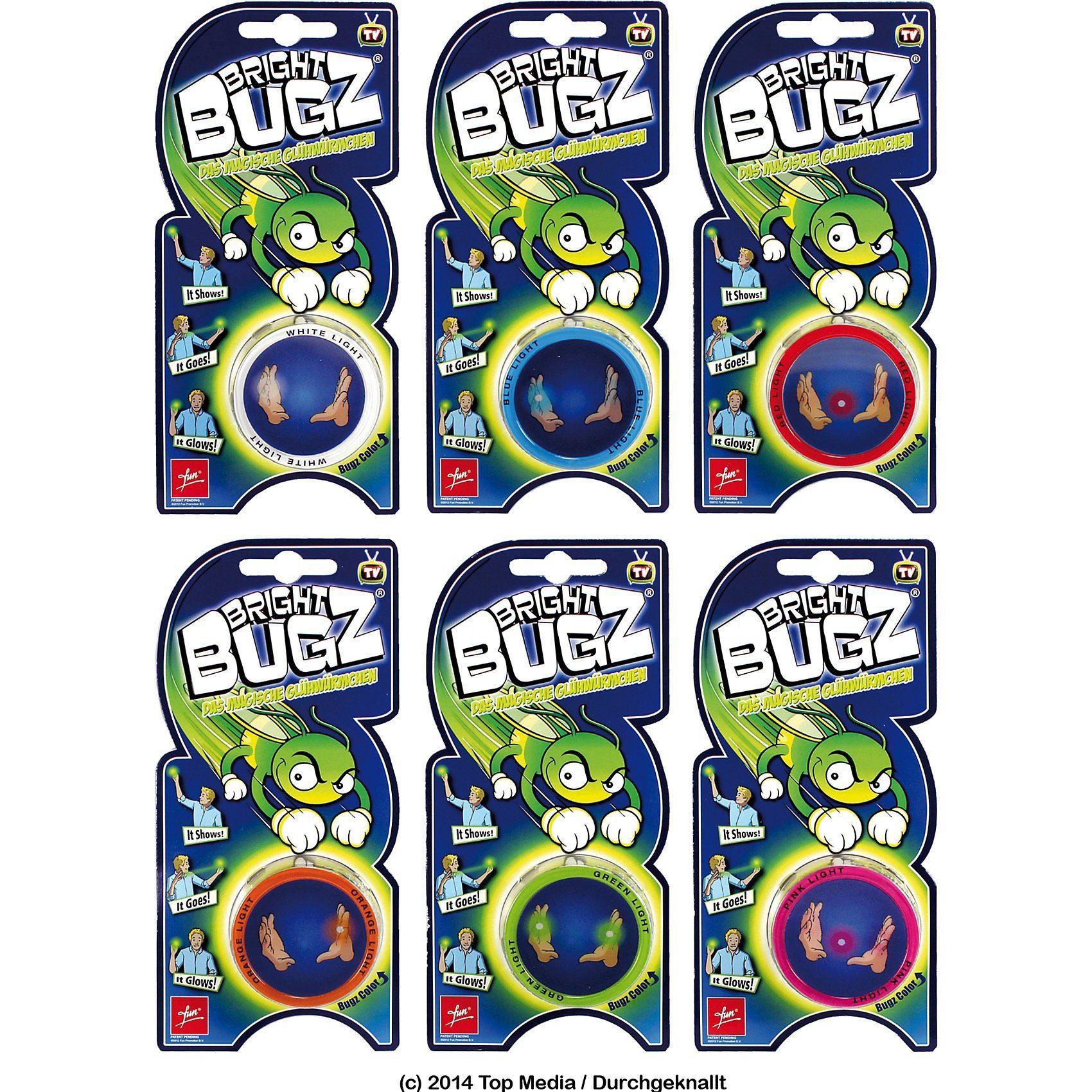Top Media Bright Bugz - Das magische Glühwürmchen