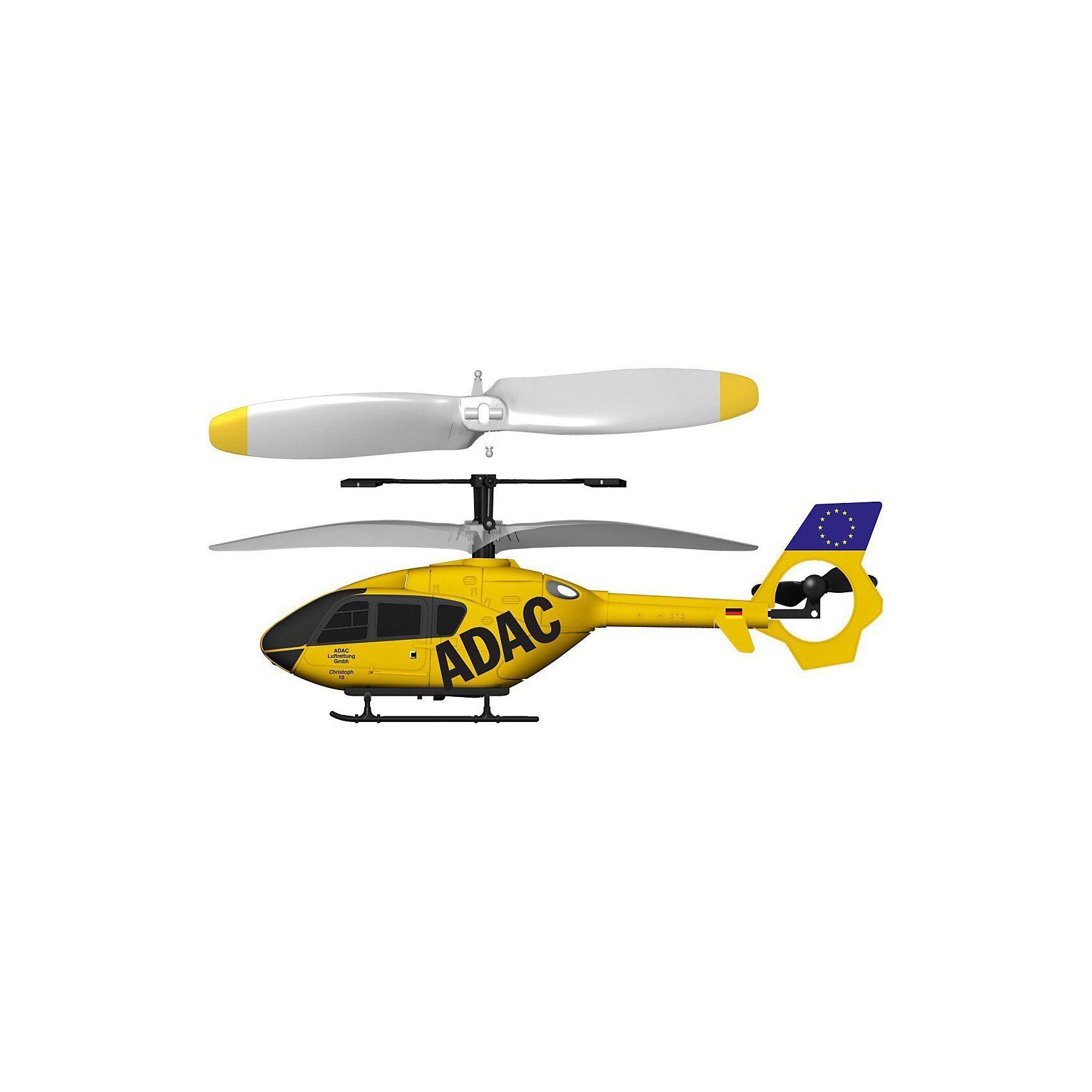 Silverlit IRC Helikopter Eurocopter EC135 deutscher ADAC