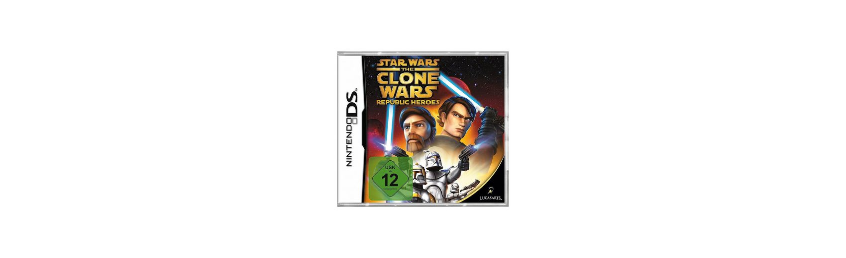 ak tronic NDS The Clone Wars Republic Heroes