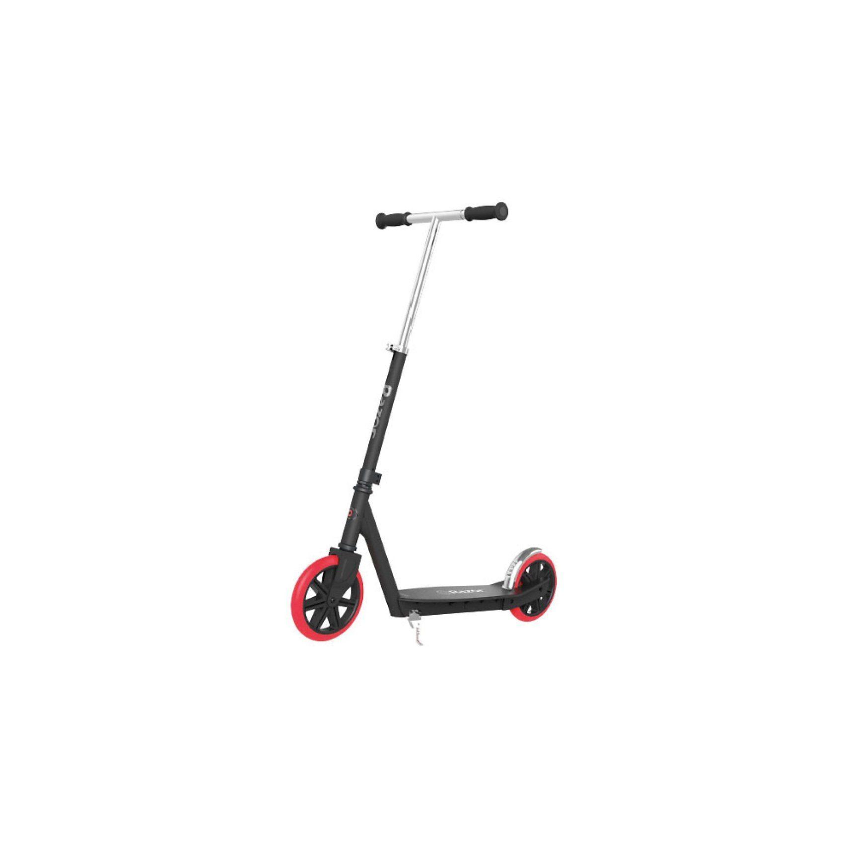 Razor Carbon Lux Scooter, schwarz