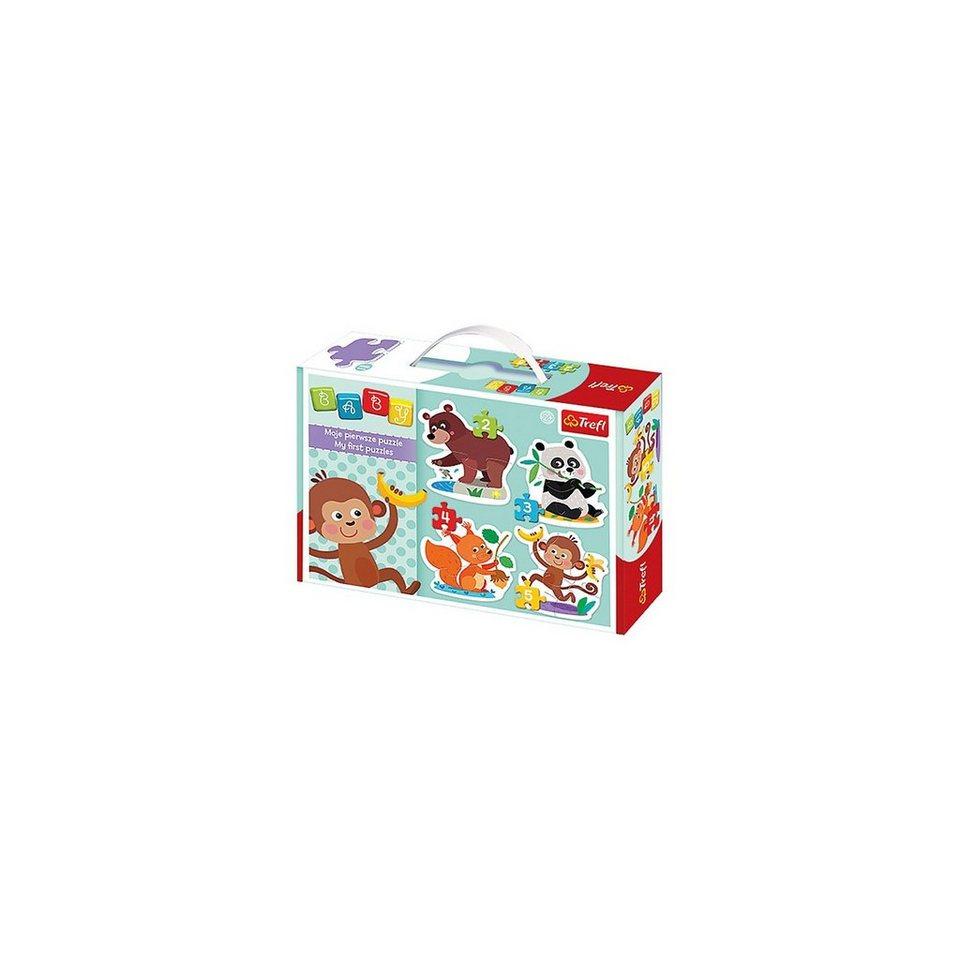 Trefl Baby Puzzle - Leckerbissen