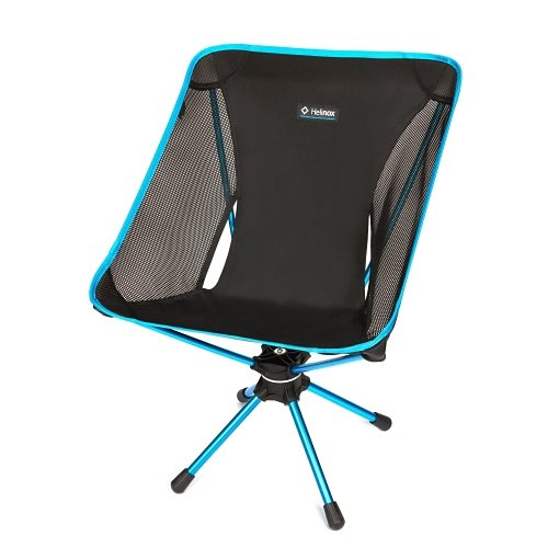 Helinox Campingmöbel »Swivel Chair« in black/blue