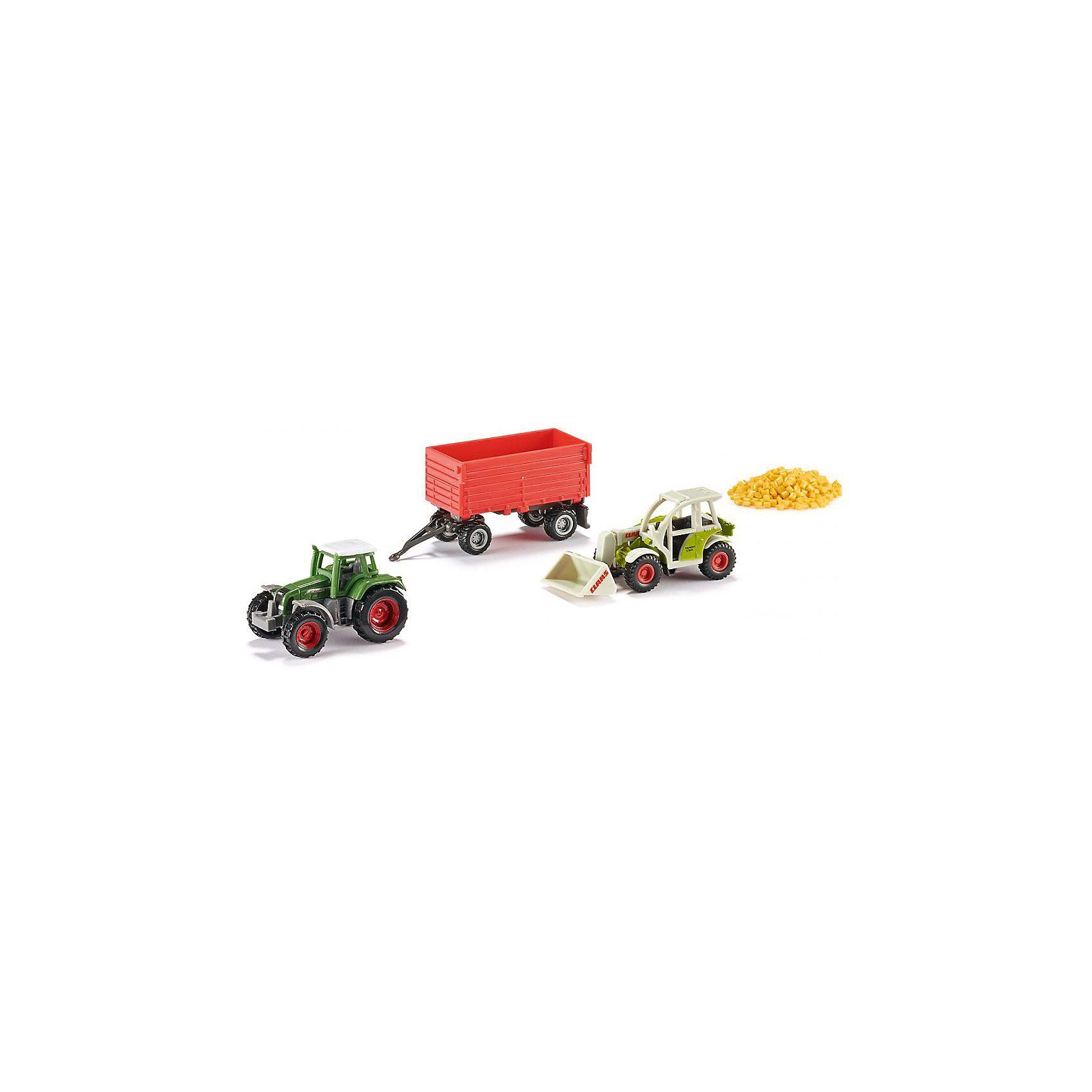 SIKU Super 6304 Geschenkset Landwirtschaft