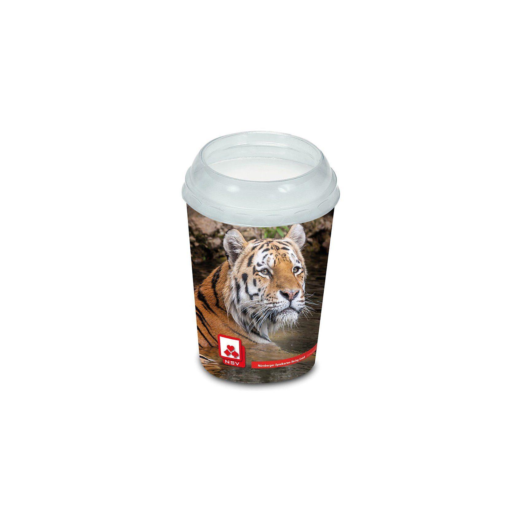 Nürnberger Spielkarten Cup Puzzle - Toro der Tiger 77 Teile