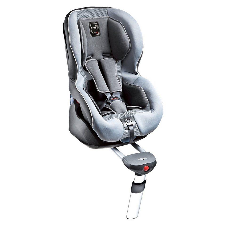 Kiwy Auto-Kindersitz SPF1 SA-ATS, Isofix, Stone, 2016 in grau