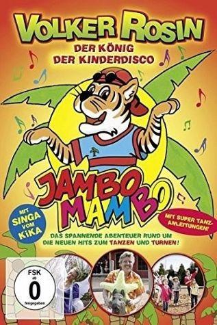 DVD »Jambo Mambo - Die DVD«