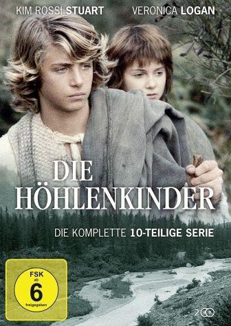 DVD »Die Höhlenkinder - Die komplette 10-teilige...«