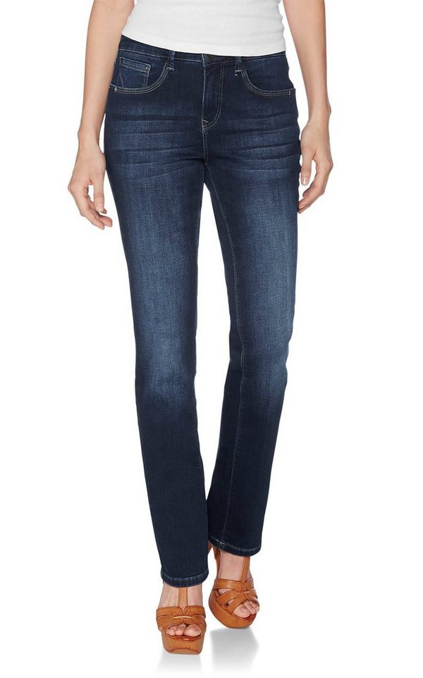 H.I.S Jeans »Madison« in bliss blue