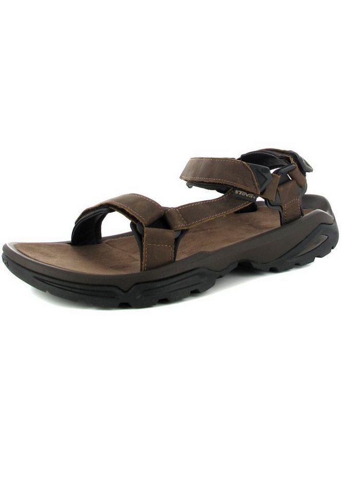 Teva Sandalen in Braun