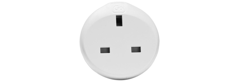 Go Travel Elektro + Elektronikgeräte Adapter UK-Weltweit 3-in-1