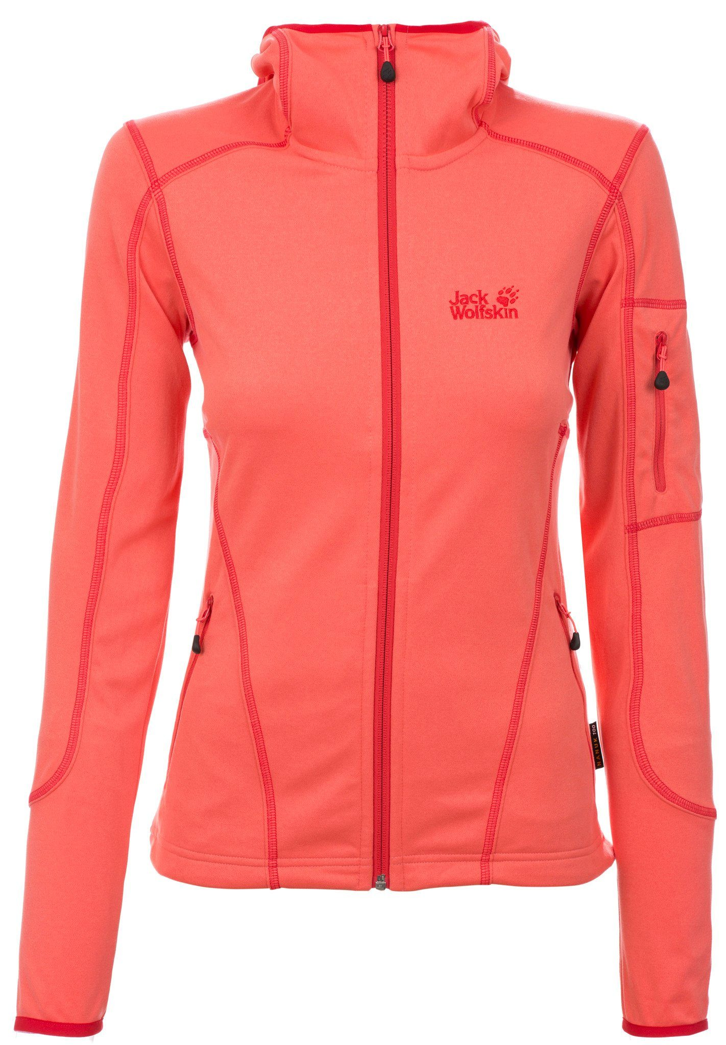 Jack Wolfskin Outdoorjacke »Rock Bar Jacket Women«