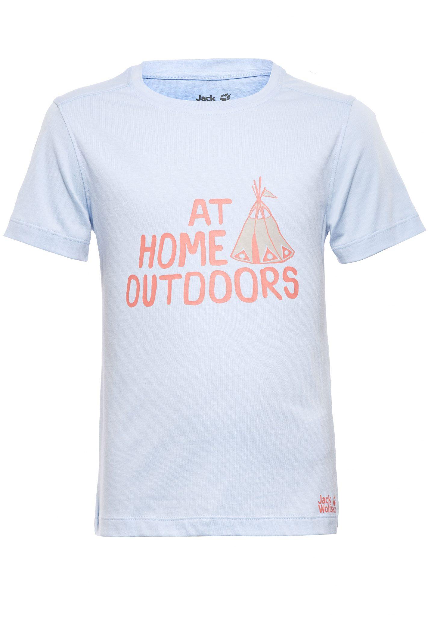 Jack Wolfskin T-Shirt »Tipi T Girls«