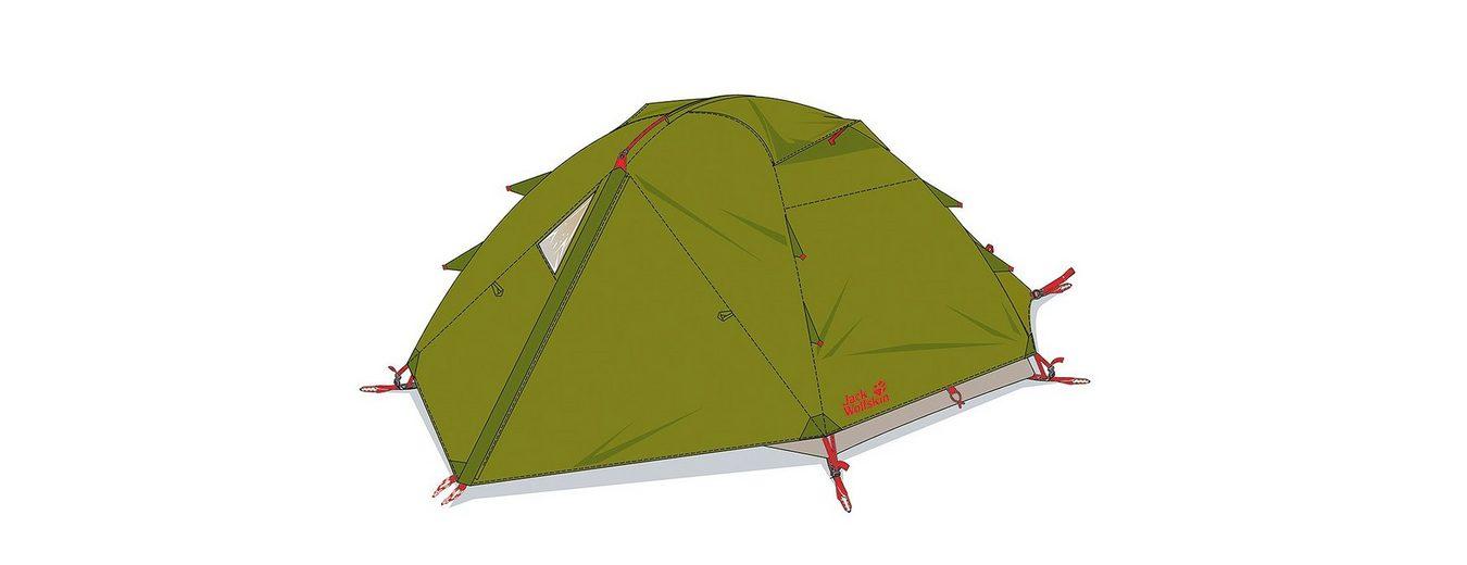 Jack Wolfskin Zelt »Eclipse III Tent«