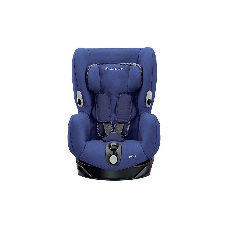 Maxi-Cosi Auto-Kindersitz Axiss, River Blue, 2017 in blau