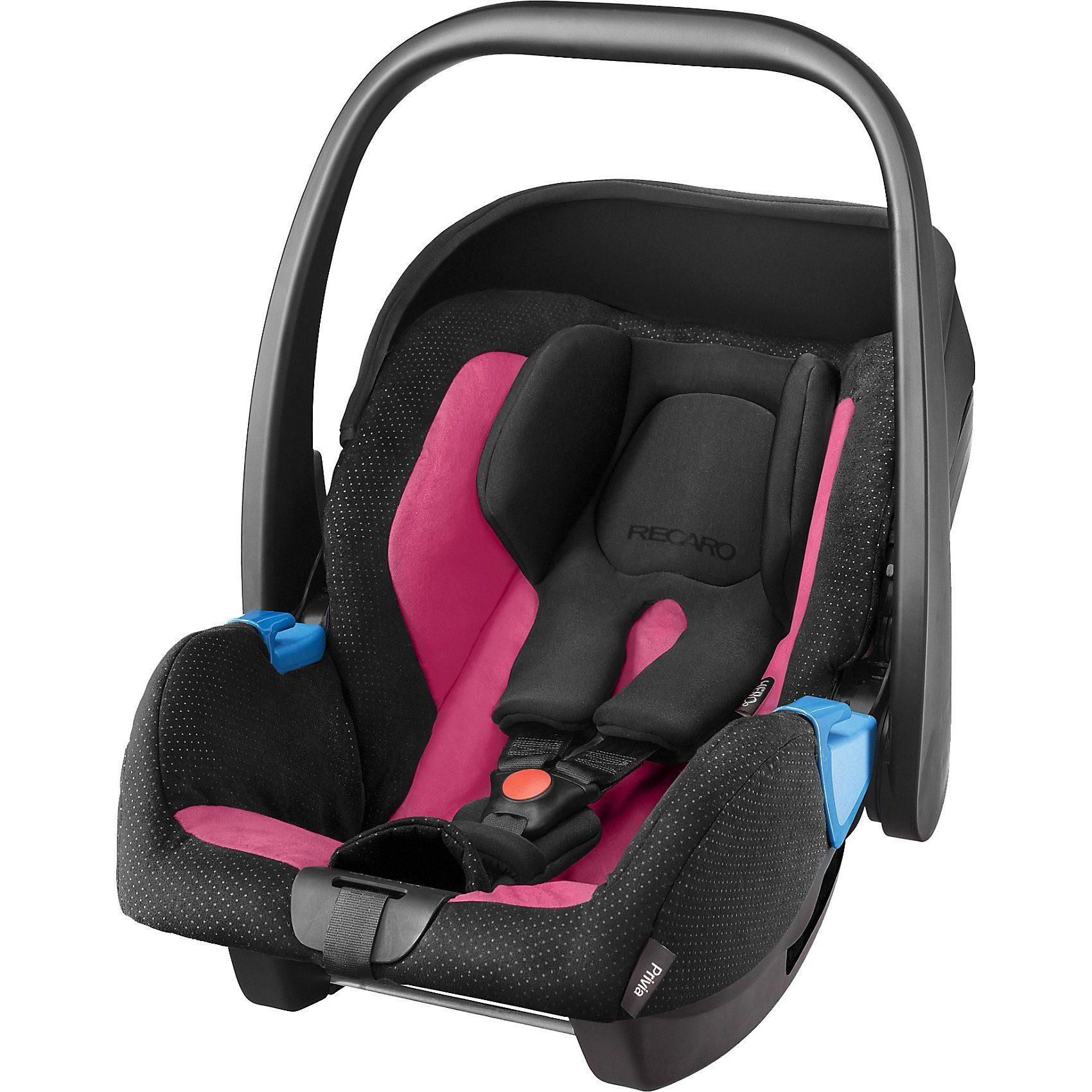 RECARO Babyschale Privia, Pink
