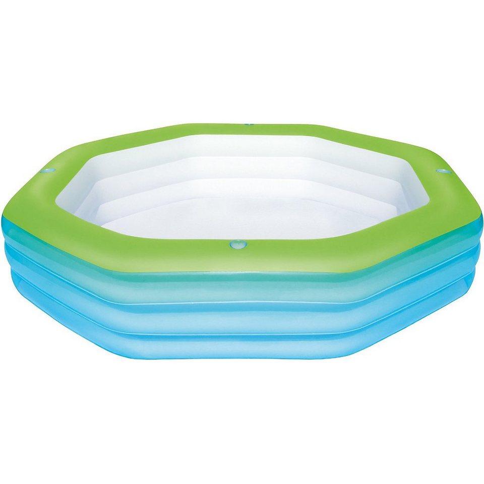 Bestway Pool Deluxe Octagon