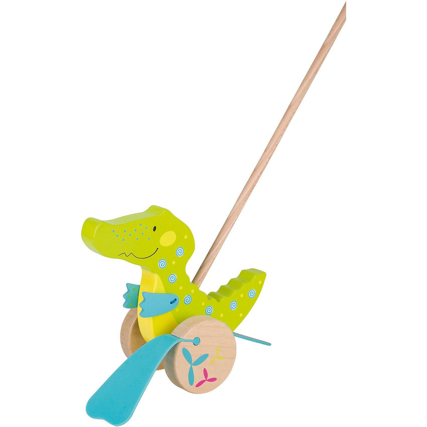 goki Schiebestab Susibelle Krokodil