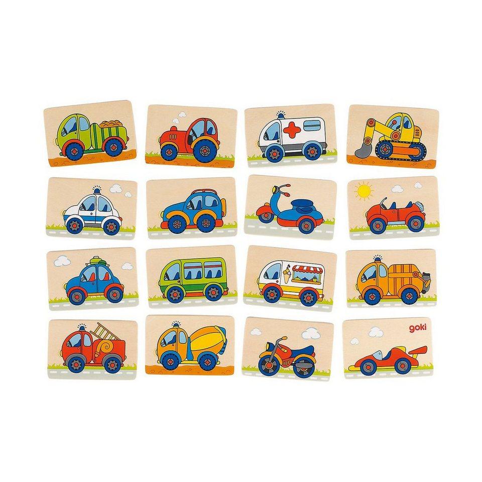 goki Memospiel Autos