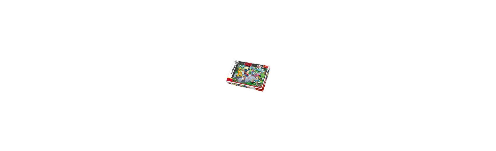 Trefl Puzzle 100 Teile - Mickey Mouse and Friends