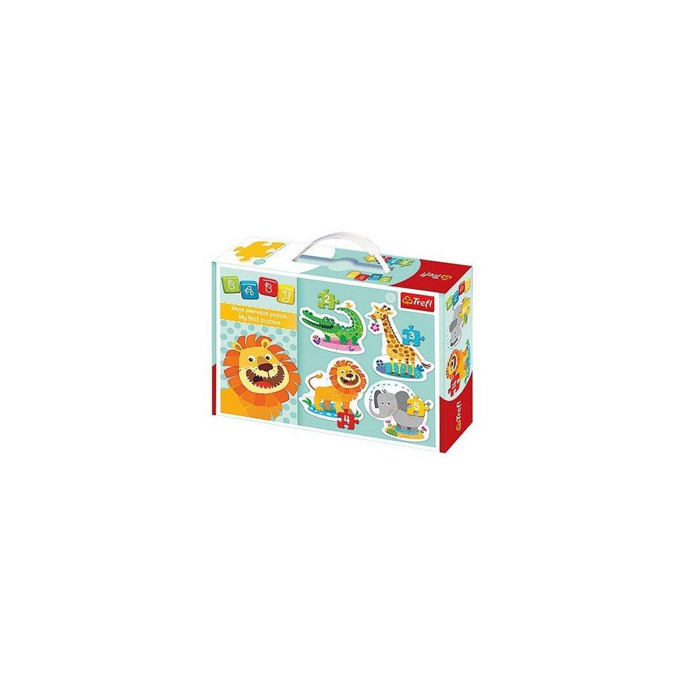Trefl Baby Puzzle - Safari