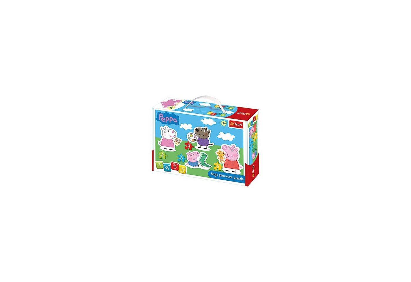 Trefl Baby Puzzle - Peppa Pig - Preisvergleich