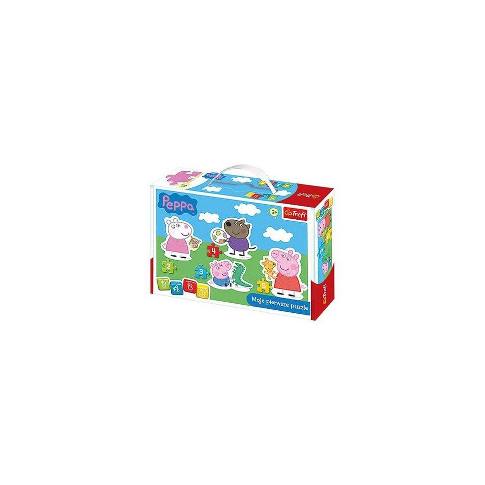 Trefl Baby Puzzle - Peppa Pig