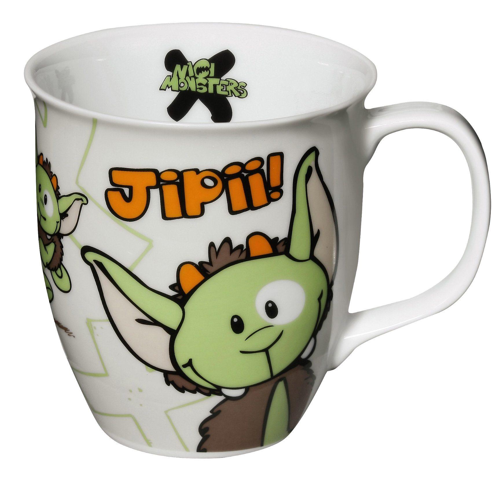 NICI Monsters Jipii Tasse (37654)