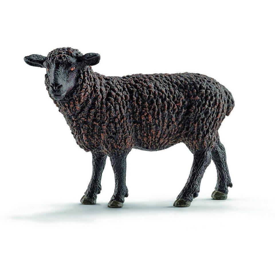 Schleich 13785 Farm World: Schwarzes Schaf