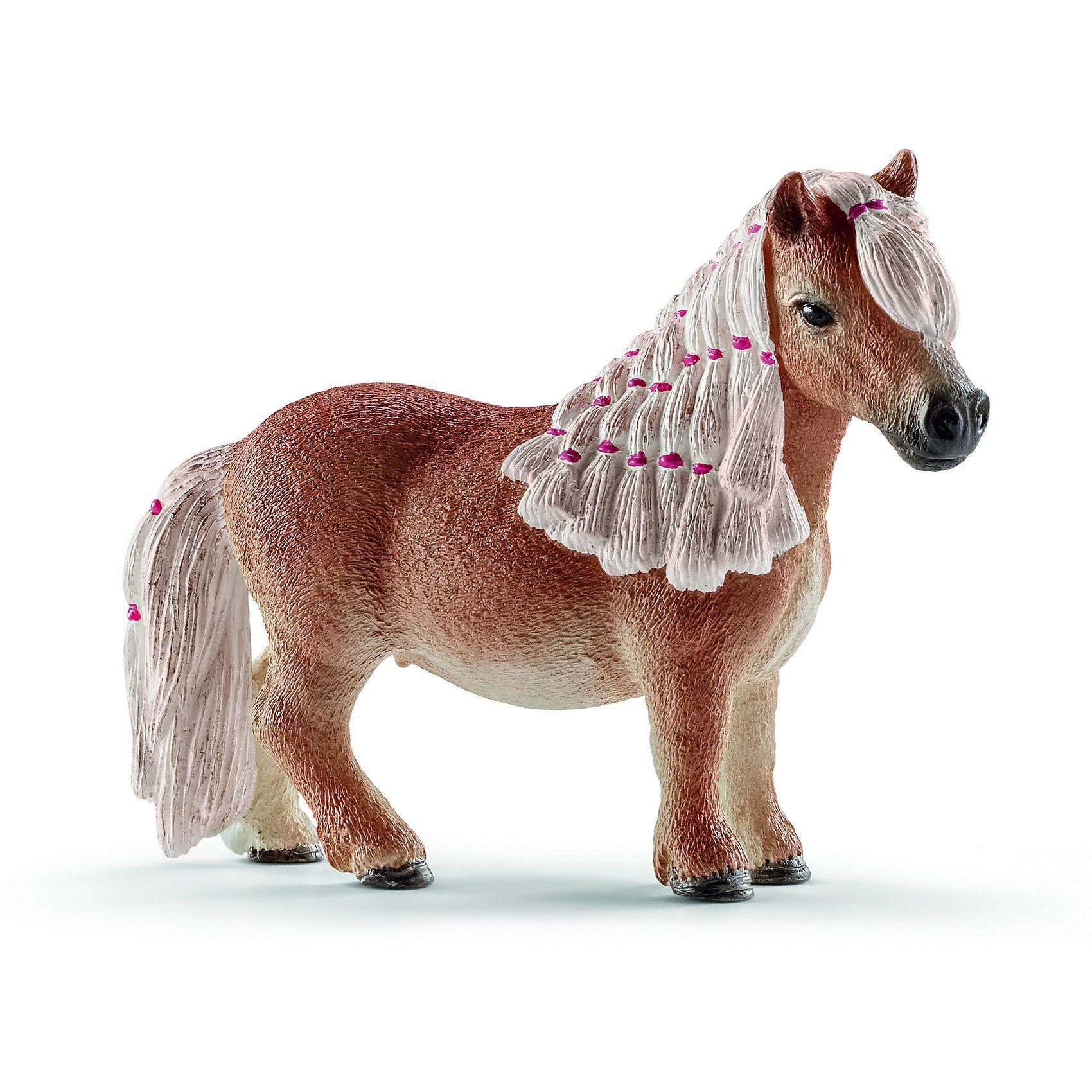 Schleich 13776 Horse Club: Mini Shetty Stute