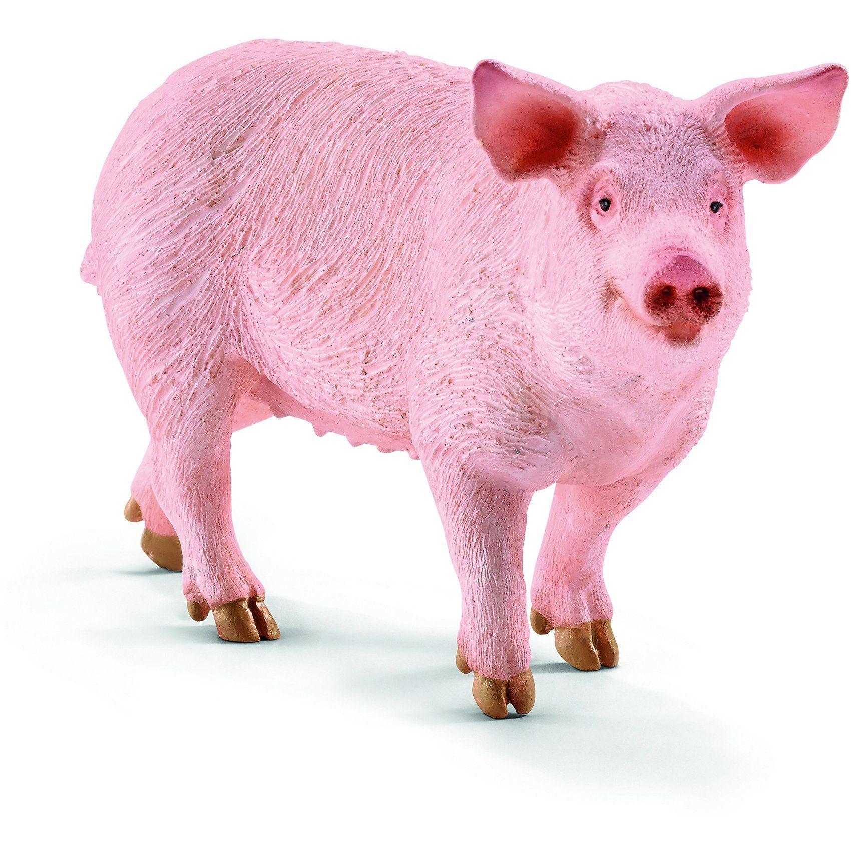 Schleich 13782 Farm World: Schwein