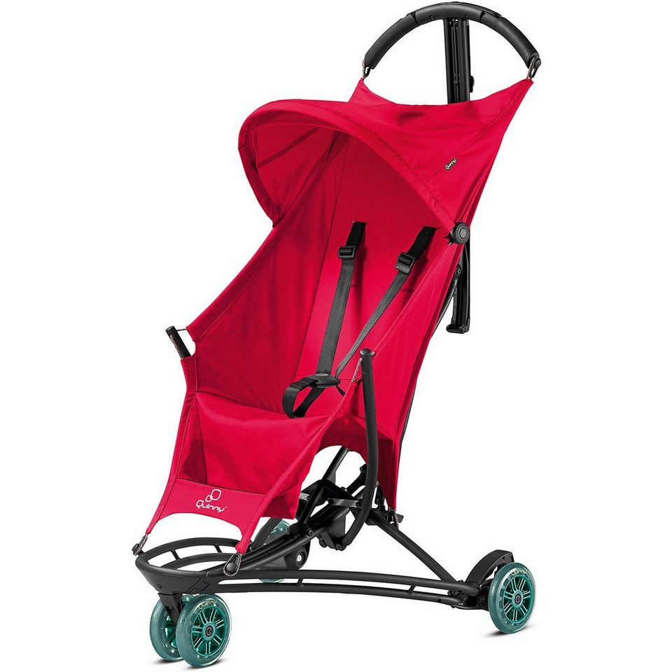 Quinny Buggy Yezz, bold berry, 2016 in beere