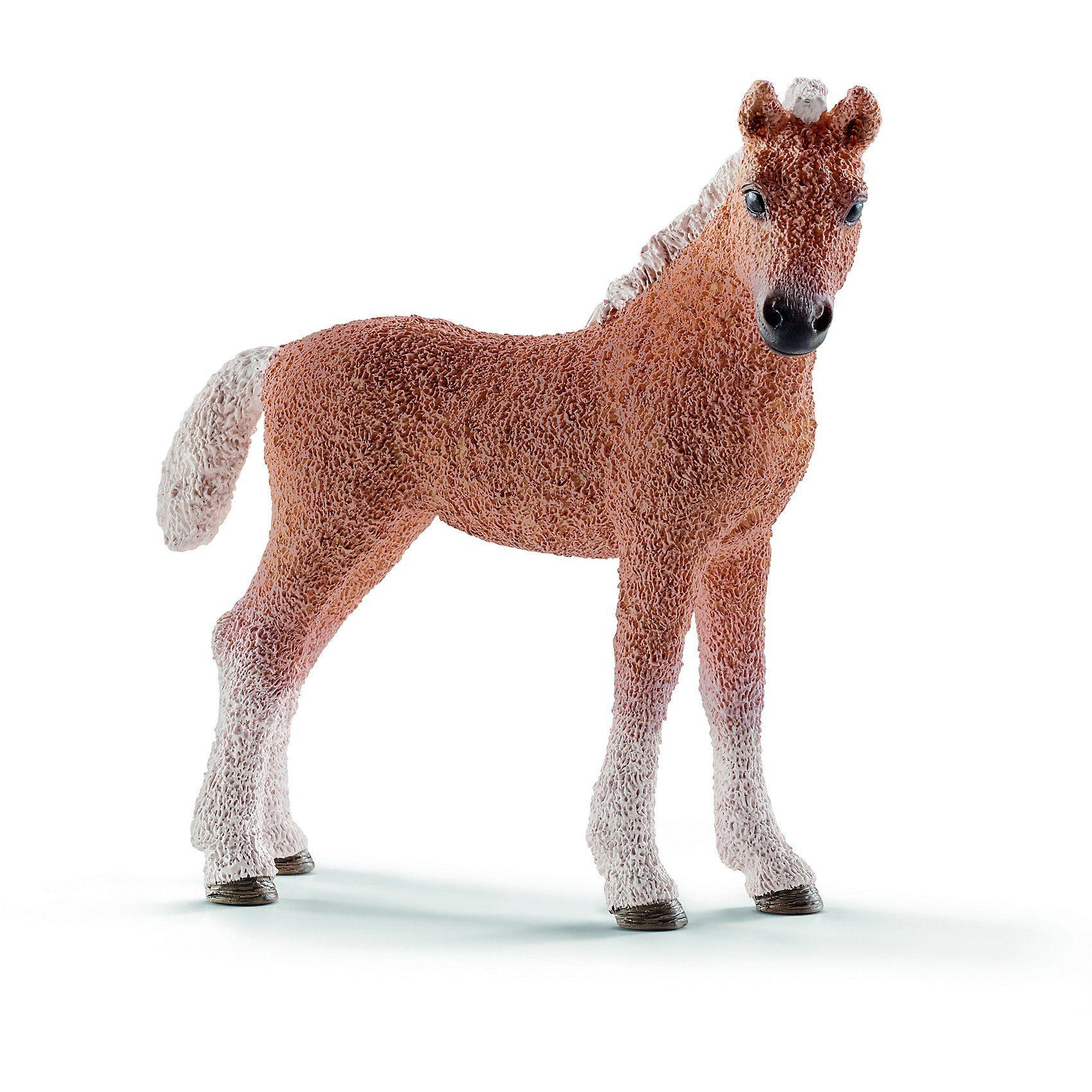 Schleich 13781 Horse Club: Bashkir Curly Fohlen