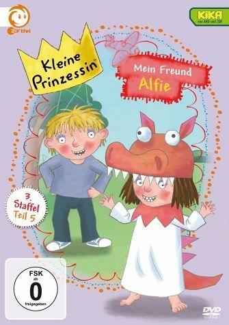 DVD »Kleine Prinzessin - Mein Freund Alfie«