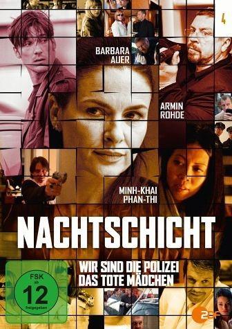 DVD »Nachtschicht: Das tote Mädchen / Wir sind die...«