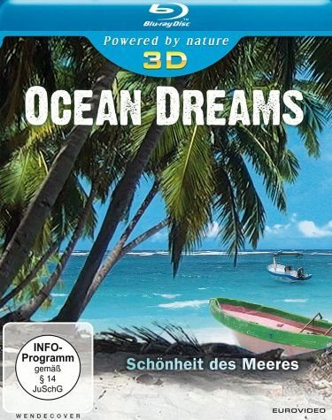 Blu-ray »Ocean Dreams 3D (Blu-ray 3D)«