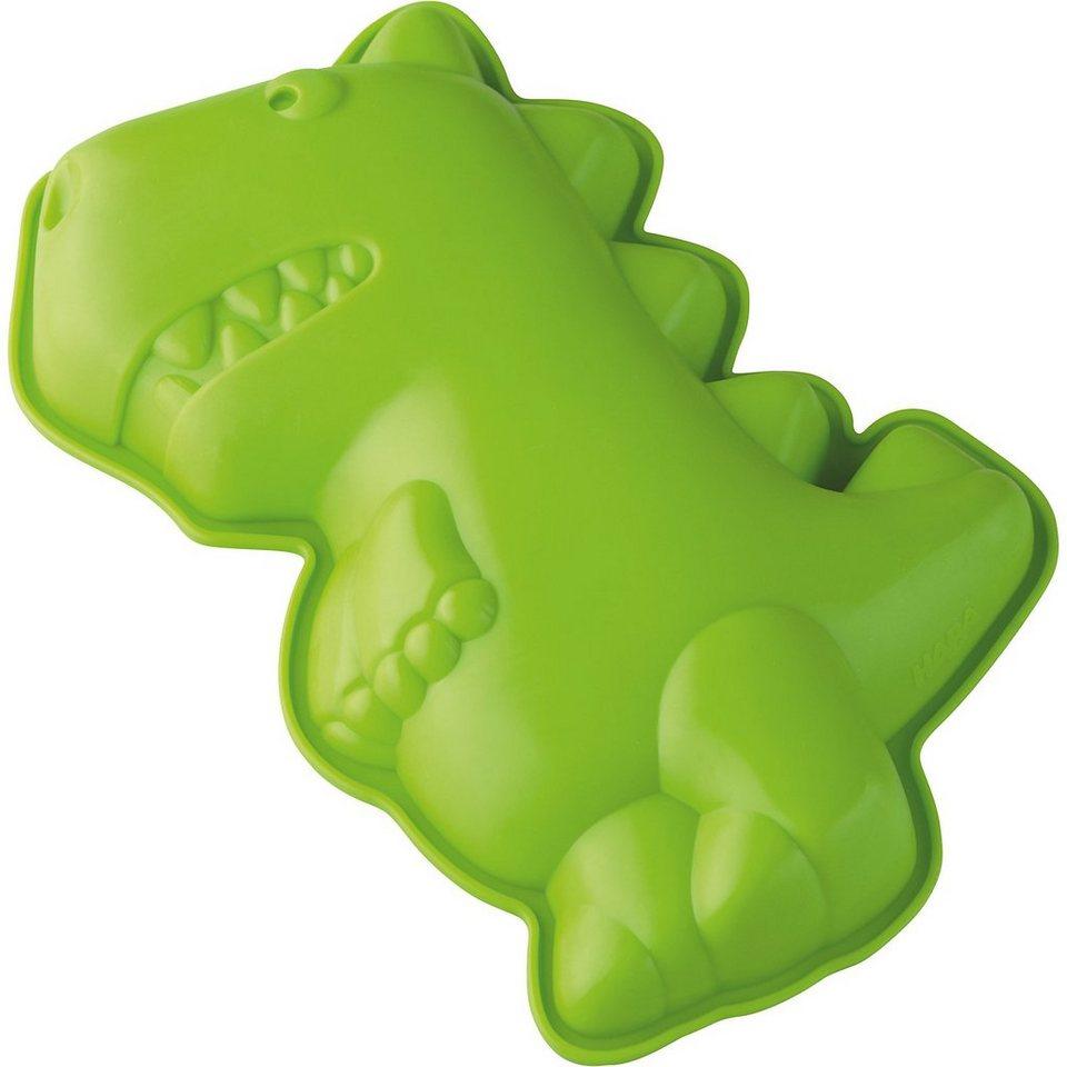 Haba Silikonkuchenform Dino