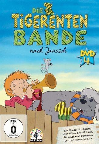 DVD »Die Tigerentenbande - DVD 04«