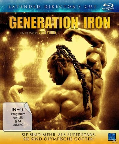 Blu-ray »Generation Iron Director's Cut«