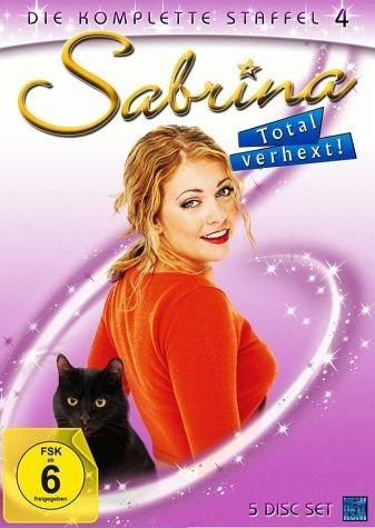 DVD »Sabrina - Total verhext! - Die komplette...«