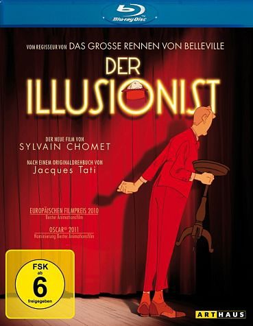 Blu-ray »Der Illusionist (OmU)«