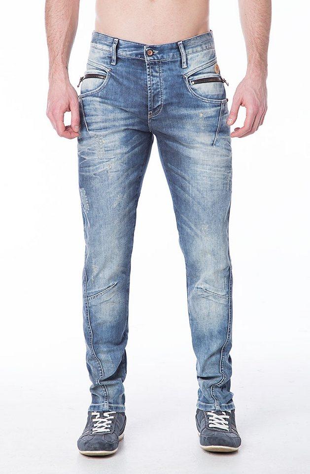 Cipo & Baxx Stylische Jeans - CD105 in STANDARD