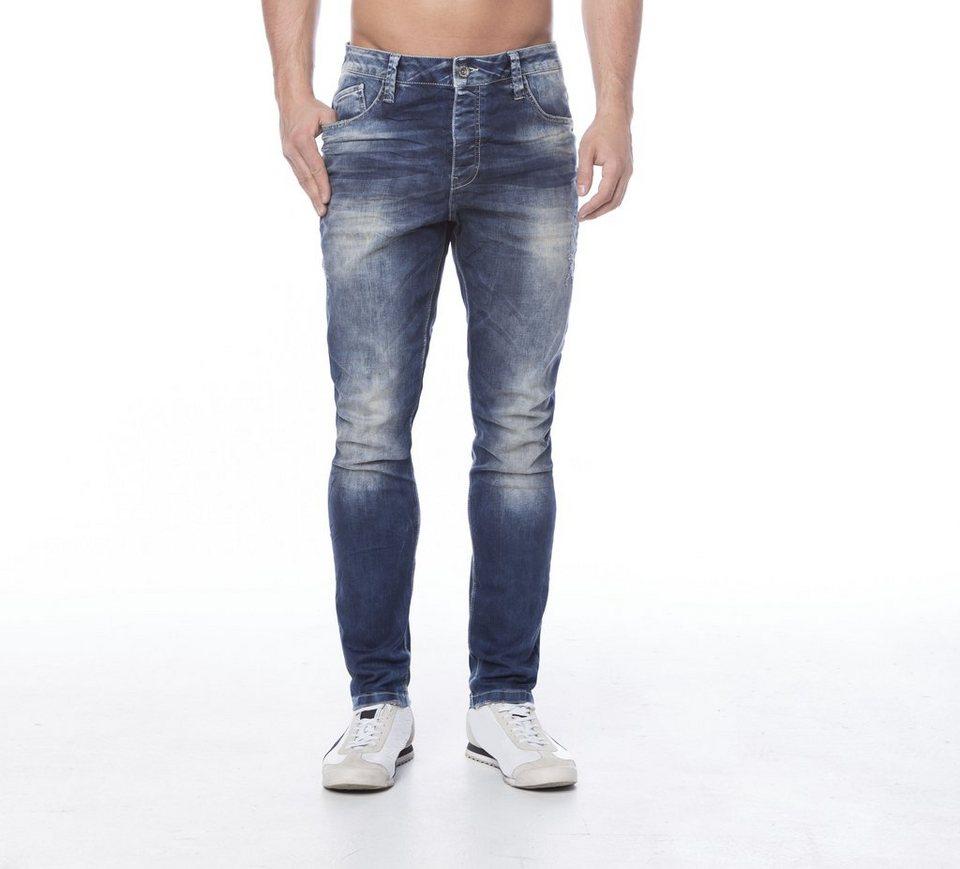 Cipo & Baxx Stylische Jeans - CD107 in STANDARD