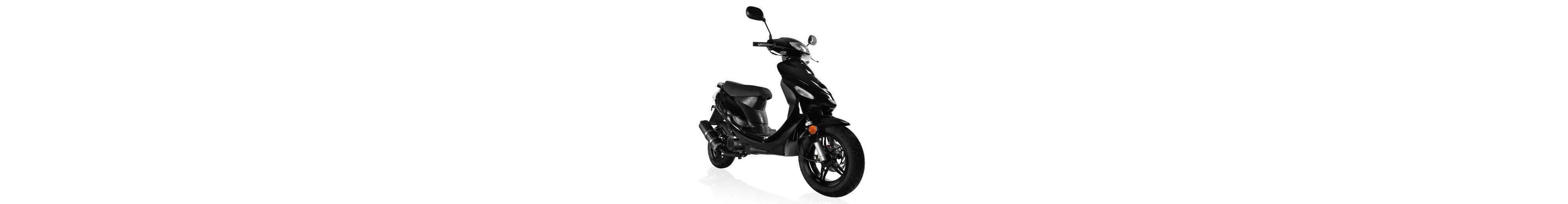 Motorroller, Motoworx, »Forza«, 50 ccm 45 km/h, 4,21 PS, schwarz