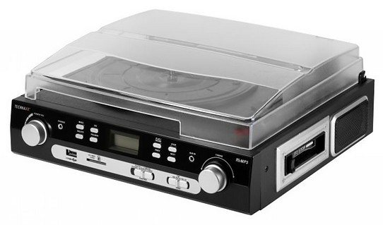 Technaxx Lautsprecher »PLATE CASETTE DIGITISER TX-22«