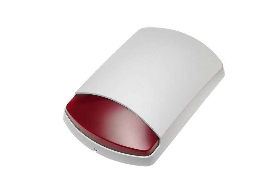 LUPUS Electronics Funkalarmsystem »LUPUSEC - Außensirene V2«