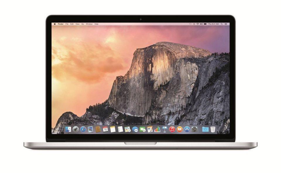 APPLE CTO MacBook Pro Retina »MF841 i7 3,1GHz 16GB 1TB (MF841D/A-033369)« in silber