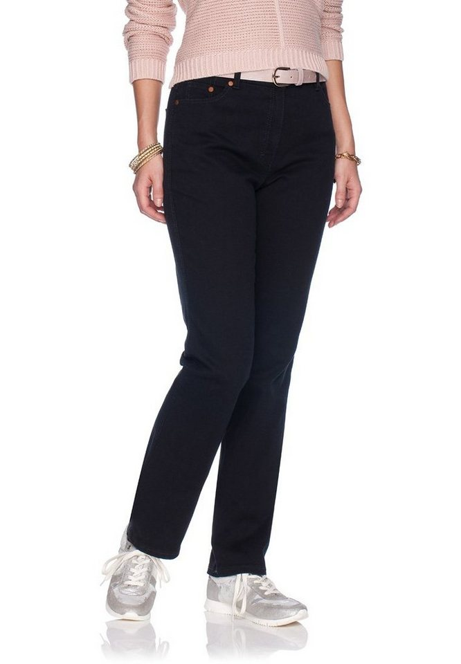 RAPHAELA by BRAX Jeans »ROSA CHIC« in BLACK