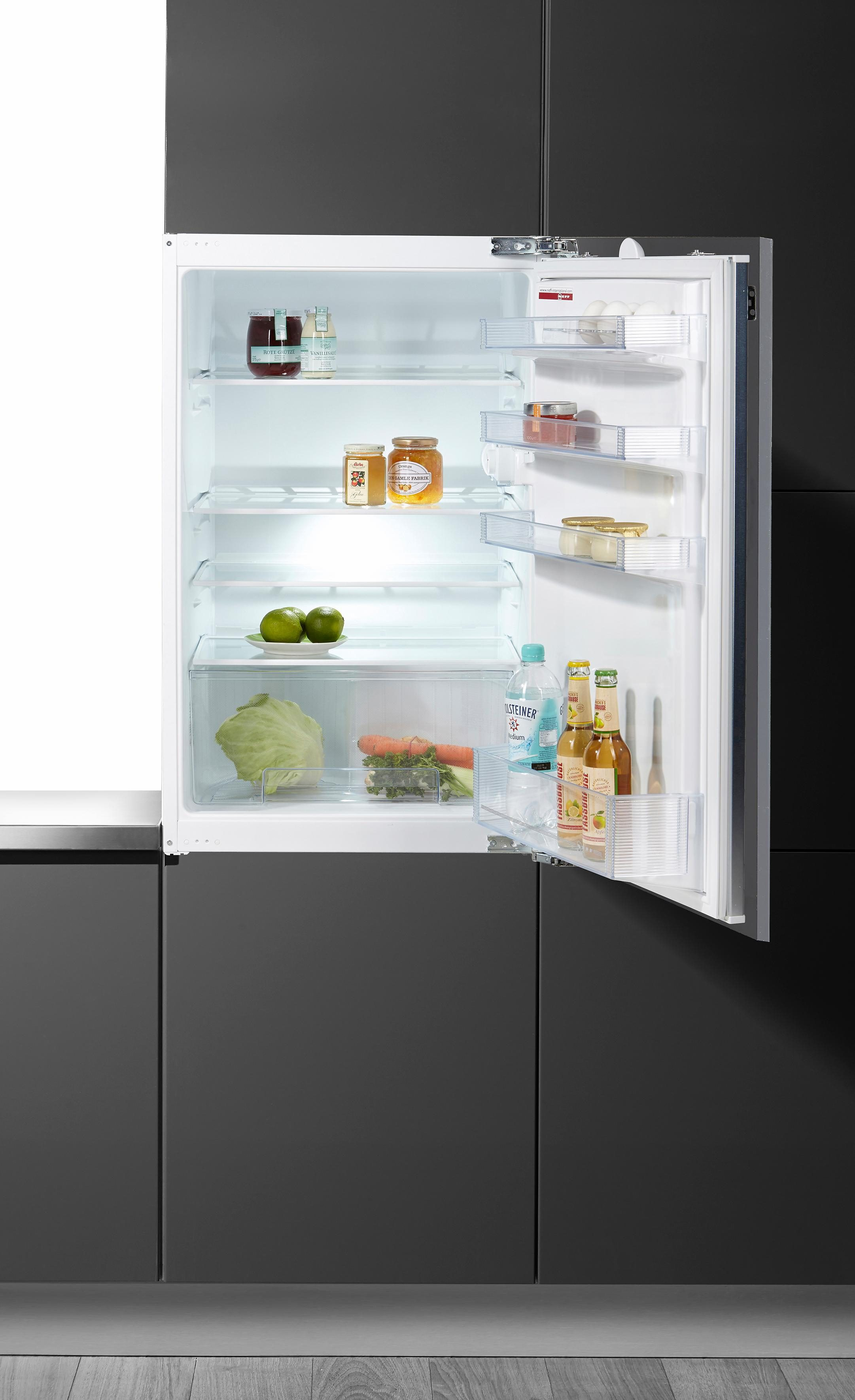 Neff Integrierbarer Einbau-Kühlschrank K 215 A1, A+, 87,4 cm hoch
