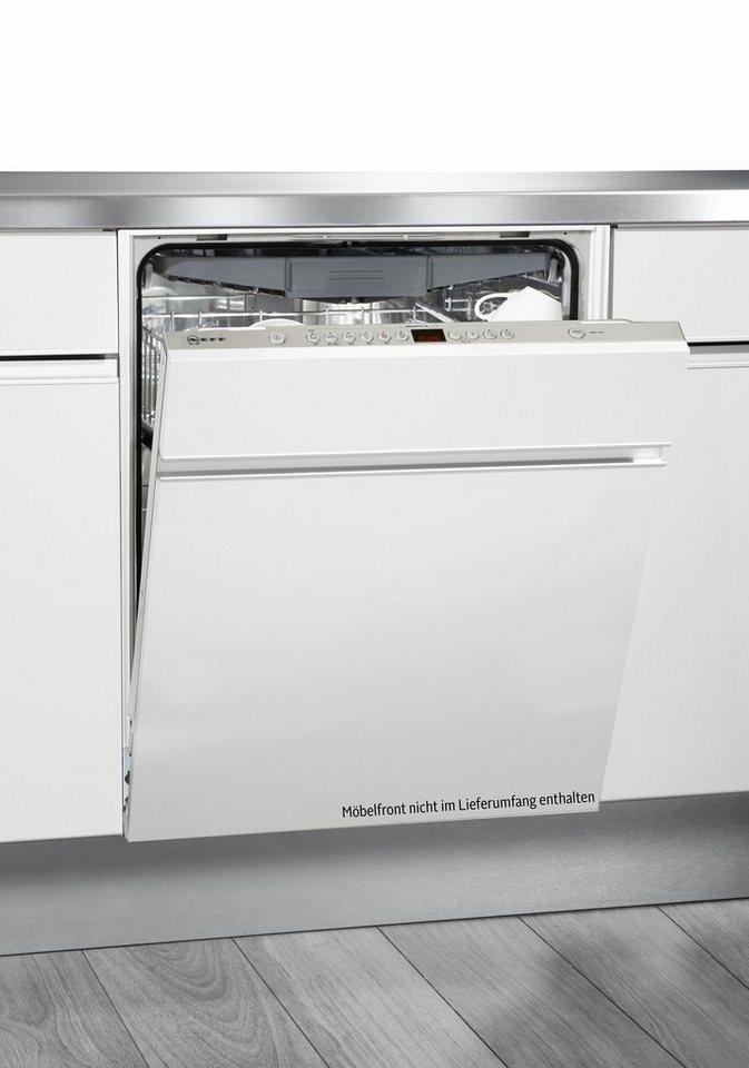 Neff Vollintegrierbarer Einbaugeschirrspüler GX 360, A++, 10 Liter, 13 Maßgedecke in weiß
