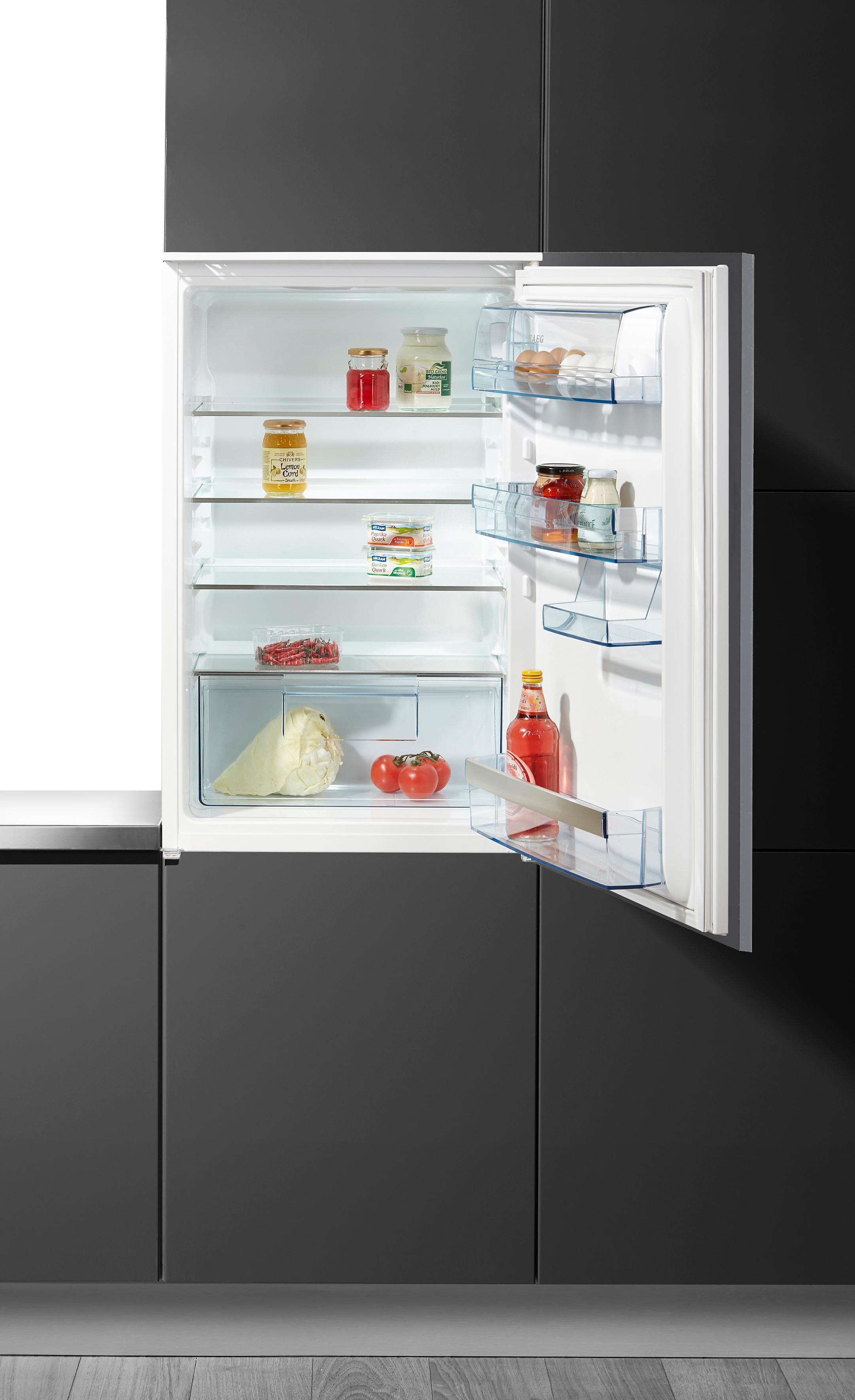 AEG Vollintegrierbarer Einbaukühlschrank S6.0S0 / SANTO, A++, 87,3 cm